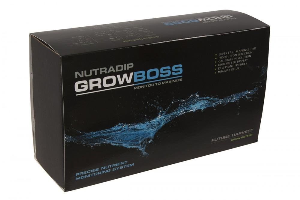 Nutradip GrowBoss Precise Nutrient Monitoring System