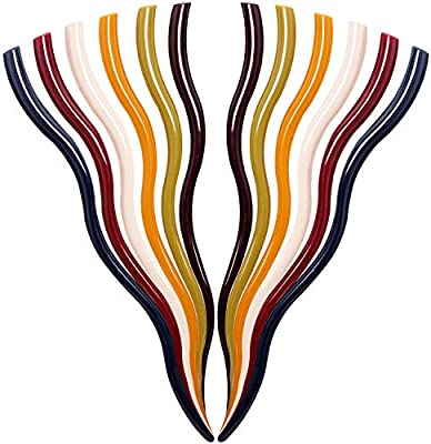 Chic Dress Stick Shawl Pin Hair Accessories Hair Slide Clip Bun Holder Hairpins.