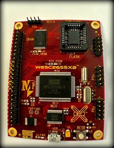 W65C265SXB - WDC Xxcelr8r Engineering Development System- Board Featuring  The W65C265S 8/16-bit Microcomputer
