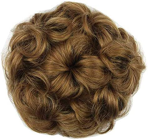 お団子ウィッグ シニヨン カップ シニヨンネット レディース ポイントウィッグ つけ毛 髪飾り 和装 まとめ髪 ゴム式 8色