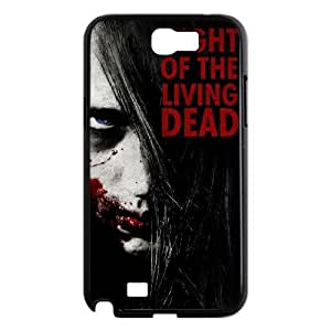 ANCASE Custom Color Printing Night of the Living Dead Phone Case For Samsung Galaxy Note 2 N7100 [Pattern-1]