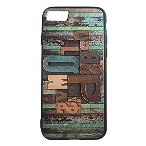 Apple iPhone 7/iPhone 8 Soft Plastic Case, Multi Color