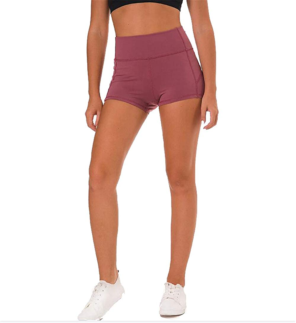 New Kind of Leisure Yoga Sports Fitness Anti-wear Shorts