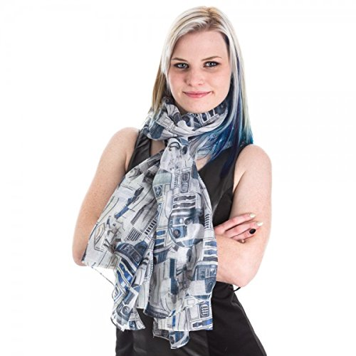 Star Wars Fashion Scarf Multi