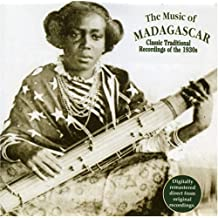 VARIOUS - MUSIC OF MADAGASCAR - CLASSIC TRADITIONA