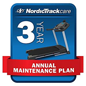 NordicTrack Care 3 Year Annual Maintenance Plan for Fitness Equipment $0 to $999.99