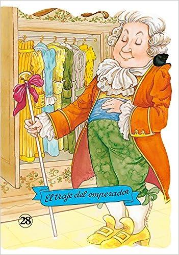 El traje del emperador (Troquelados clásicos): Amazon.es ...