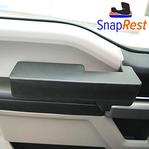 Arm Trim - SnapRest - The Instant Comfort Armrest for Ford F-150 (2015-19 ONLY)
