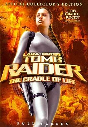Lara Croft Tomb Raider Cradle Of Life Dvd 2003 Region 1