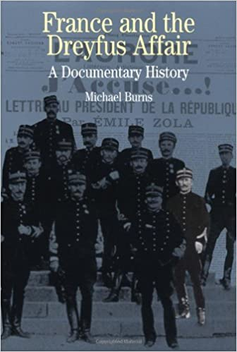 France and the Dreyfus Affair: A Brief Documentary History (Bedford Series in History & Culture) First Edition Edition