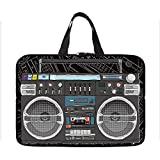 KBSING Universal 11 11.6' 12' 12.1' 12.2' Laptop Computer Tablet Case Bag Pouch Cover For Apple Macbook/HP/Acer/Asus/Dell/Lenovo/Samsung Google Notebook Tablet PC Laptop Sleeve (KNB12-06)