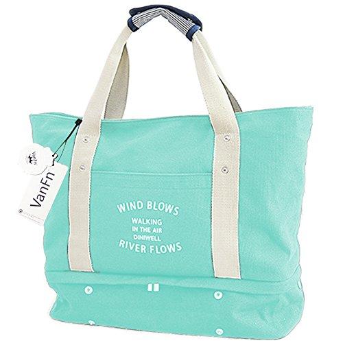 Canvas Golf Travel Bag - 3