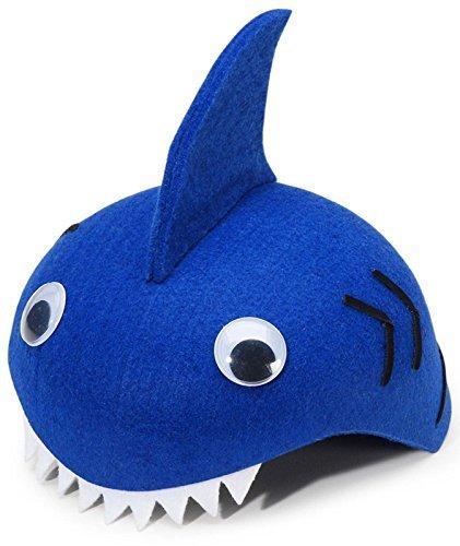 Darice Dress Up Felt Hat - Shark