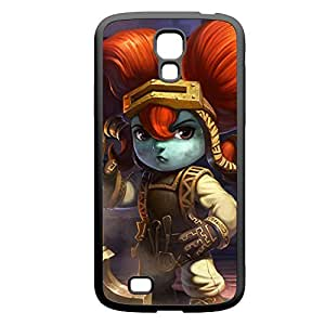 Poppy-004 League of Legends LoL For Case Samsung Note 3 Cover Hard Black