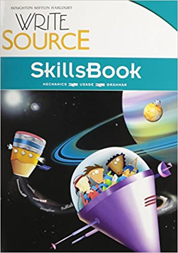 Write source skillsbook student edition grade 6 great source write source skillsbook student edition grade 6 1st edition fandeluxe Gallery