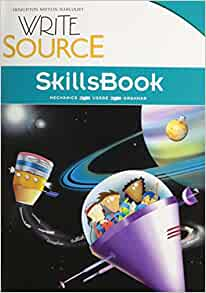 Write source skillsbook student edition grade 6 great source write source skillsbook student edition grade 6 great source 9780547484587 amazon books fandeluxe Gallery