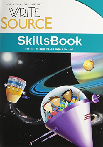 Book Source Services (Write Source: SkillsBook Student Edition Grade 6)