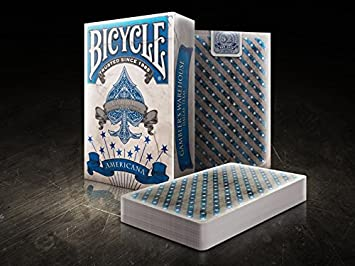 Bicycle Americana Playing Cards - Jugando a Las Cartas ...