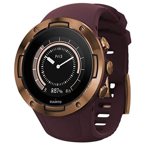 chollos oferta descuentos barato Suunto 5 Reloj deportivo GPS ligero y compacto Seguimiento 24 7 de actividad física Medición del ritmo cardiaco en la muñeca