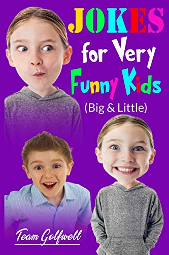 Halloween Funny Cartoon Jokes (Jokes For Very Funny Kids (Big & Little): A Treasury of Funny Jokes and Riddles Ages 9 - 12 and)