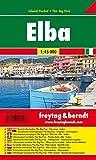 Freytag Berndt Stadtpläne, Elba, Island Pocket + The Big Five - Maßstab 1:45.000 (freytag & berndt Auto + Freizeitkarten)