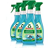 Frosch Natural Baking Soda Multi-Surface All Purpose Cleaner Spray, 500ml (4)
