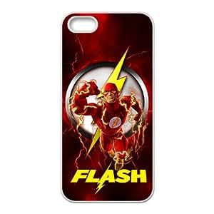The Flash Hero White iPhone 5S case