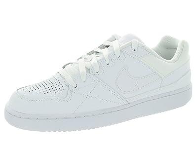 Nike Men's Priority Low White/White Casual Shoe 10.5 Men US