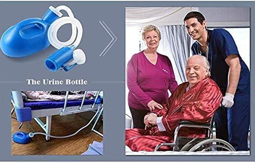 便器 高齢者病院ドライバ用の消臭剤漏れ防止を運ぶためにカテーテル2000ミリリットル大容量と簡単に便器メンズ便器 ユニセックス便器