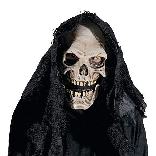 Zagone Grim Reaper Mask, Skull, Skeleton, Death -