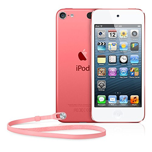 Apple MGFY2LL/A iPod Touch, 16GB, Pink (5th Generation)