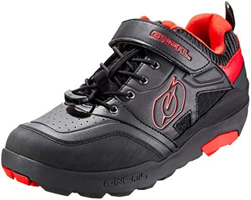 O'NEAL   Mountainbike-Schuhe   MTB Downhill Freeride   Vegan   Super-Grip-Außensohle, Extra breiter Klettverschluss…