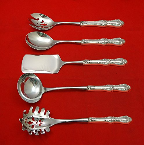 Lasagna Server Sterling Handle (Countess by Frank Smith Sterling Silver Hostess Set 5pc HHWS Custom Made)