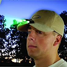 Cyclops Orion LED Hat Clip Light, Green