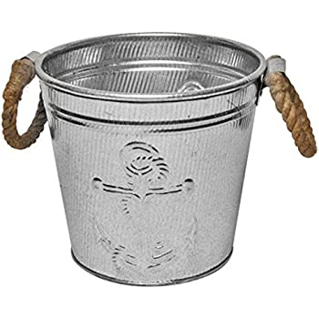 Amazon Com Corona Extra Galvanized Beer Bucket Ice