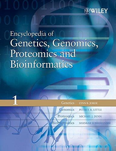 Encyclopedia of Genetics, Genomics, Proteomics and Bioinformatics, 8 Volume Set