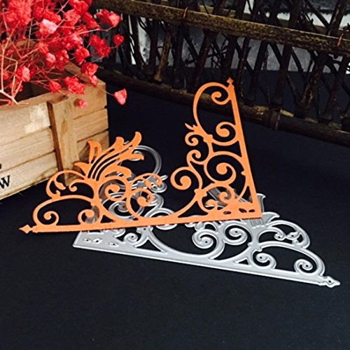 Die Cuts,Lookatool Metal Cutting Dies Stencils DIY Scrapbooking Photo Album Paper Card Gift LDM-136
