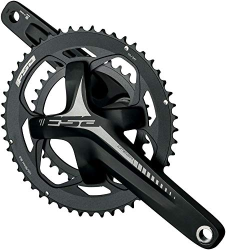 FSA Omega MegaExo 11-Speed Road Bicycle Crankset - CK-4002ST (30/46T - 165mm)