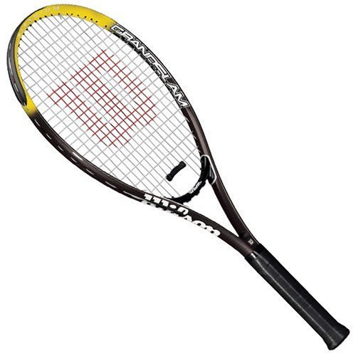(Wilson Grand Slam Tennis Racquet (4 3/8