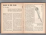Fate Magazine - True Stories of the Strange and The Unknown. September, 1949. Mysterious Flying Disks; Man Who Talks to Trees; Was Lincoln a Mystic ?; Psychic Symphony; Middleton Island Curse; Nazca Lines; Aleister Crowley; Firewalking