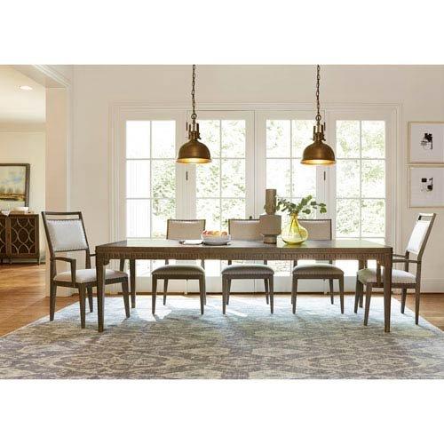 Universal Furniture 507653 Playlist Encore Dinner Table, Brown Eyed Girl