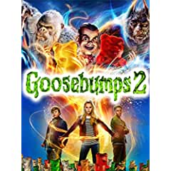R.L. Stine's Goosebumps 2 debuts on Digital Dec. 25 and on Blu-ray, DVD Jan. 15 from Sony Pictures