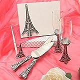 Eiffel Tower design wedding day accessories, 1