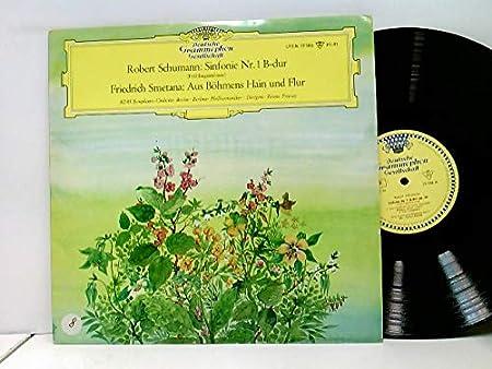 RIAS Symphonie-Orchester Berlin*, Berliner Symphoniker, Ferenc Fricsay – Sinfonie Nr. 1 B-dur (Frühlingssinfonie) / Aus Böhmens Hain Und Flur