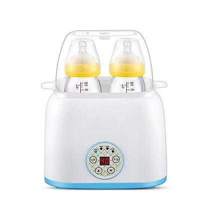 Leche Caliente termostato Inteligente esterilizador de Calentamiento de Botella Leche Caliente automática Calentador de Alimentos Multifuncional