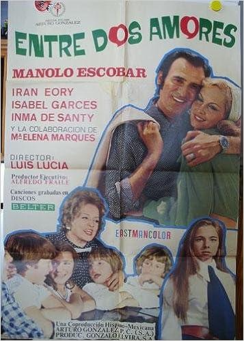 Cartel cine - Movie Poster : ENTRE DOS AMORES - Original ...