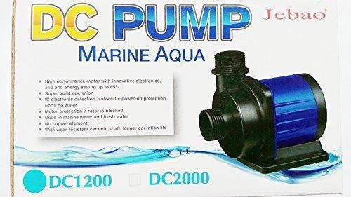 idea para el tanque nano jebao DC1200 sumergir la bomba de CC de velocidad variable