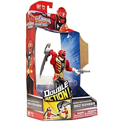 Bandai A1403158 - Poupée - Figure Double Action Power - 16 Cm
