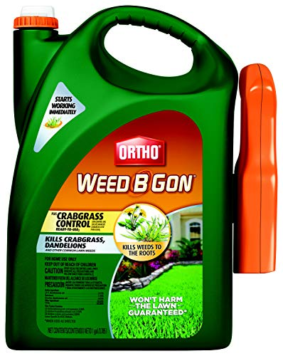 Ortho Weed B Gon Plus Crabgrass Control Ready-To-Use2 Trigger Sprayer, 1 Gallon