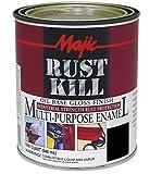 YENKIN MAJESTIC PAINT 8-6007-2 Machine Green Rust Kill Enamel